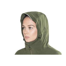 Meru Nikea Waterproof 2 Layer - Veste Femme - olive